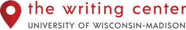 UW-Madison Writing Center Logo